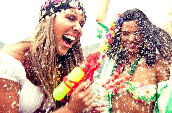 Carnaval – expectativa e excitação